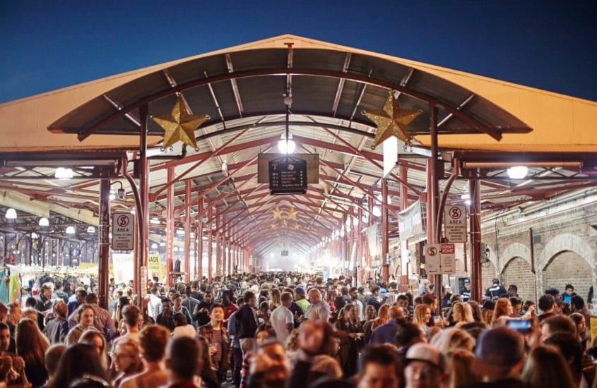 Queen Victoria Market, one of the best food markets in Melbourne